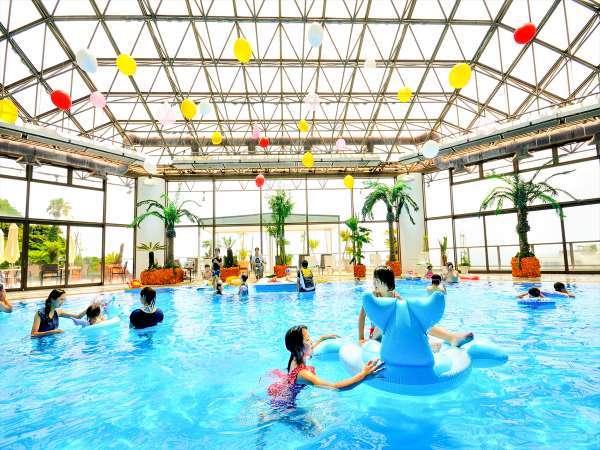 【ホテルカターラ RESORT&SPA】プールとスパで遊びまくり~キッズ大喜びのファンタジーリゾート♪