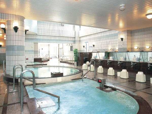 *様々な効果が期待できる浴槽が16種類♪楽しくて健康になれるお風呂です。