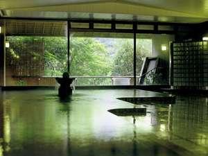 【大浴場】良質の温泉でお母さんの疲れもスッキリ