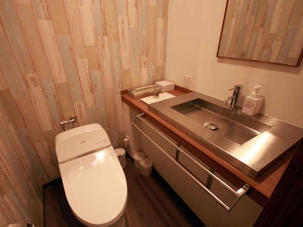 洋室シングル禁煙室トイレ