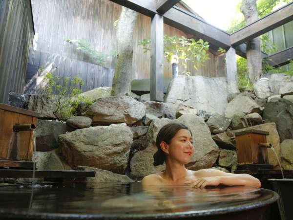 【ゆばらの宿 米屋】【GoToトラベル対象】露天風呂付き客室が人気!ひとり旅も大歓迎!