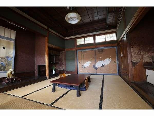 【芳野旅館】【国登録有形文化財の宿】 人吉温泉で趣のある純和風旅館。