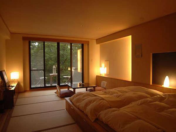 【和洋モダン客室】「くつろぎの空間」をコンセプトにした、部屋です。