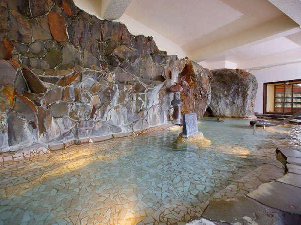 岩風呂「蘭陵」