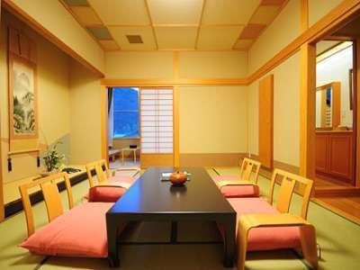 4室だけの特別室(一例)※お部屋タイプはお選びいただけません