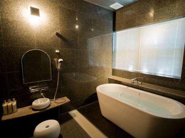 【客室浴室】