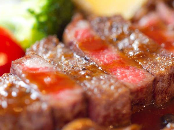 厳選した柔らかく美味しいステーキは人気!【希少部位イチボ】