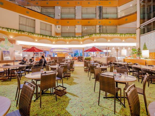 1階 グリルブッフェ&レストラン「Audrey(オードリー)」