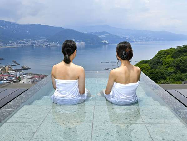 新設の貸切露天風呂2021年7月17日よりオープン※別途有料