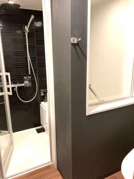スタンダードツインルーム バス・トイレ