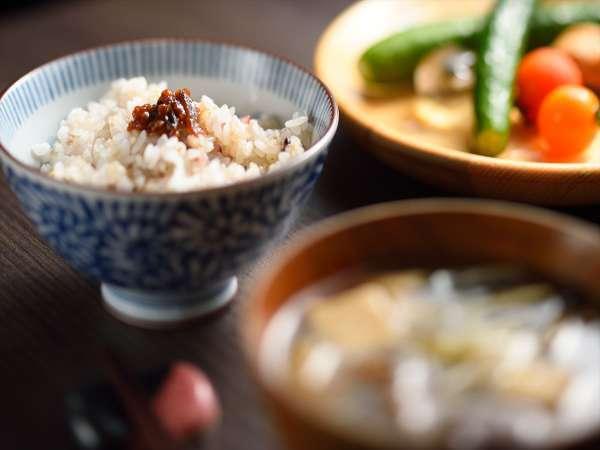 【彩冬の朝食】身体においしい滋養たっぷりの朝ごはん