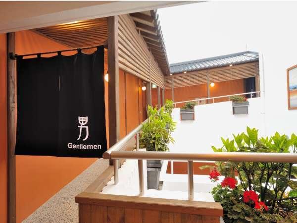 ◆10階男性大浴場入口