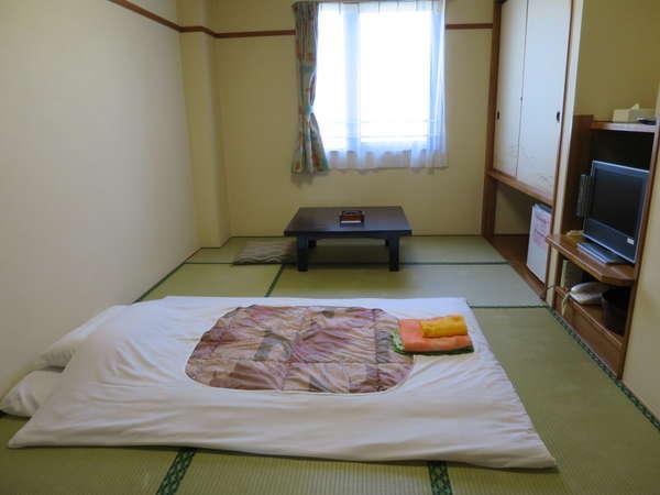 和室1名和室※バスなし★和室タイプのお部屋です。