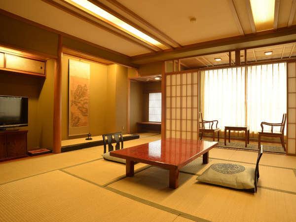 【客室】グレードアップ和室≪葉ゐ加羅Haikara≫