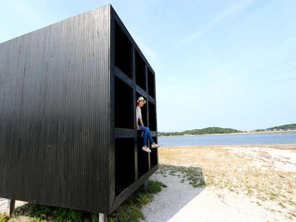 佐久島にはいろんなアートが溢れている♪いくつ探せるかな?