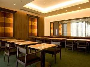 レストランの個室