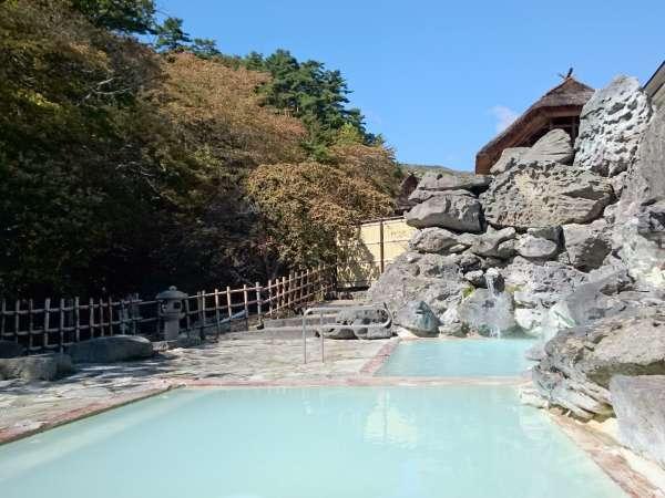 野天岩風呂「天渓の湯」