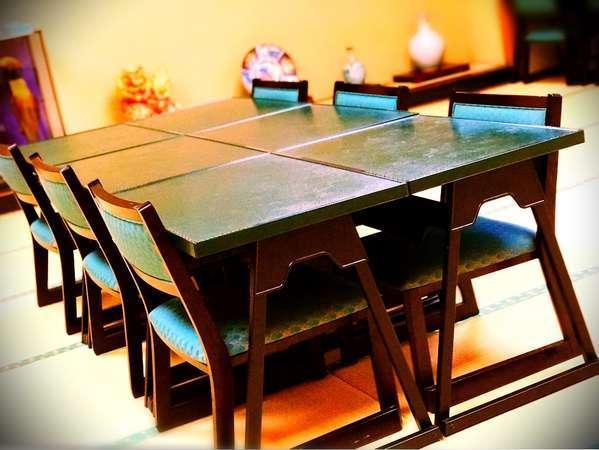 お座敷・テーブル席の何れもございます。