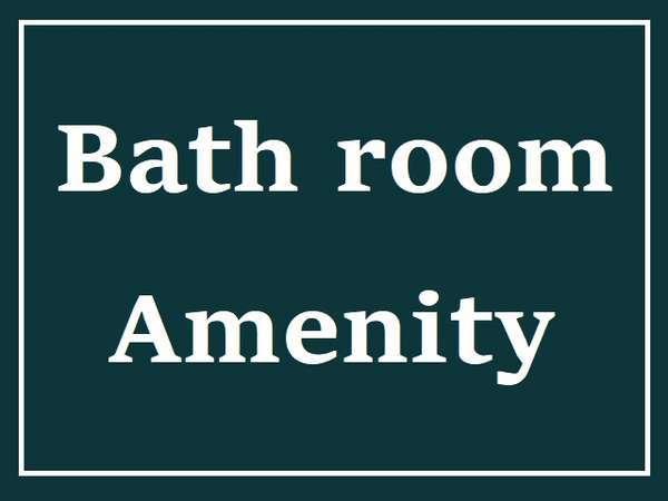 バスルーム アメニティ