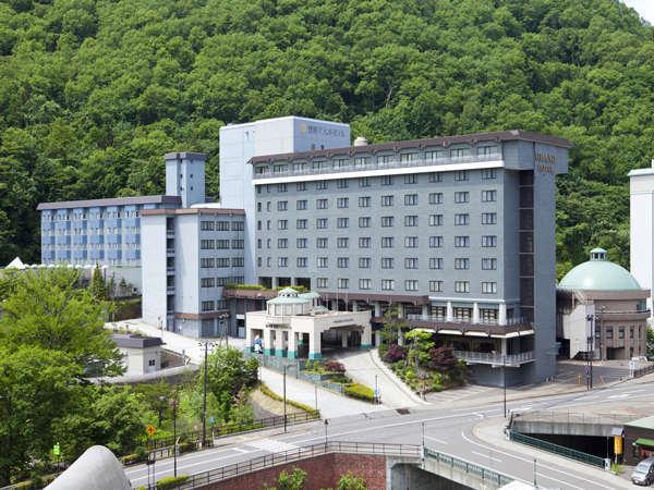 登別の迎賓館「登別グランドホテル」