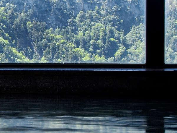 ◆温泉で疲れを癒せます