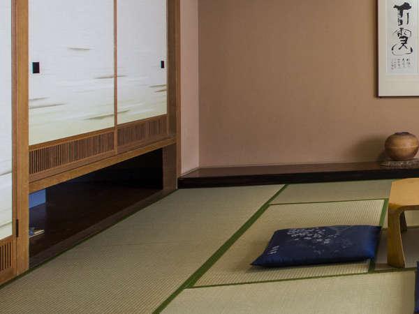 ◆ゆとりのある畳のお部屋で