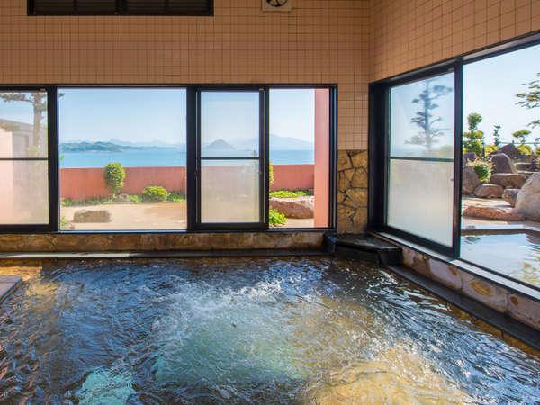 ☆天草温泉「太陽の湯」は美しい自然と優しさあふれる、海の湯です。
