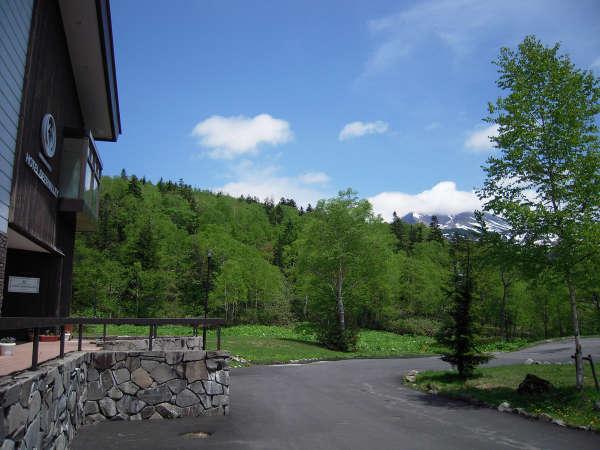 【旭岳温泉 ホテルディアバレー】大人の隠れ家にふさわしい全館禁煙の寛ぎの宿。源泉100%天然温泉