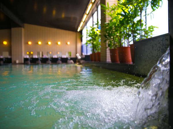 【唐津まつらの湯】広々とした大浴場で旅の疲れをリセット♪