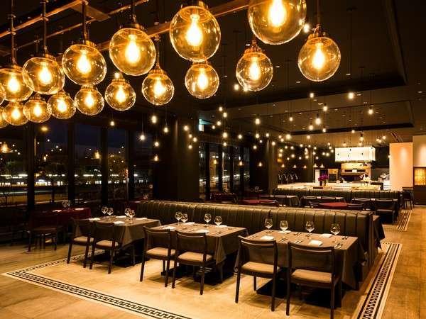 1階 Cafe&Bar LIBER 店内