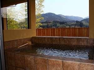 眺望も良い客室(モダン和室)露天風呂