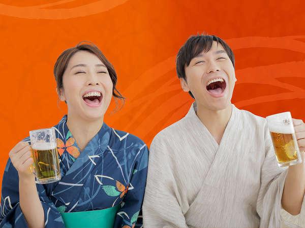 【レストラン】バイキングのおともに冷たいビールを!!