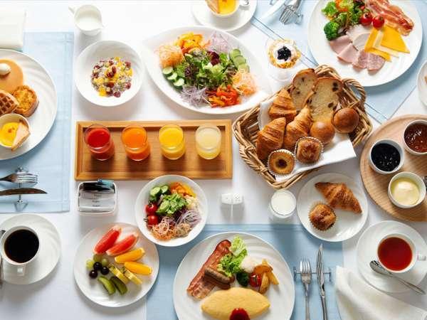 ◇ご朝食◇和洋ブフェ【ご提供時間】6時30分~10時