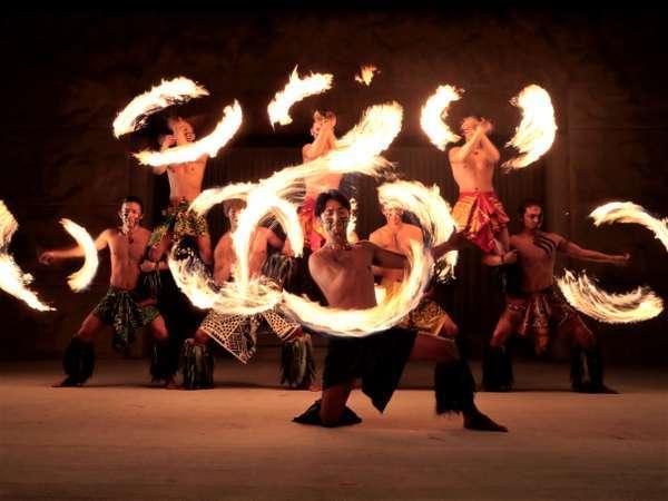 日本で唯一のファイヤーナイフダンスチーム「シバオラ」