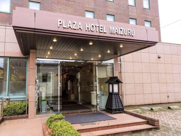 《ホテルエントランス》