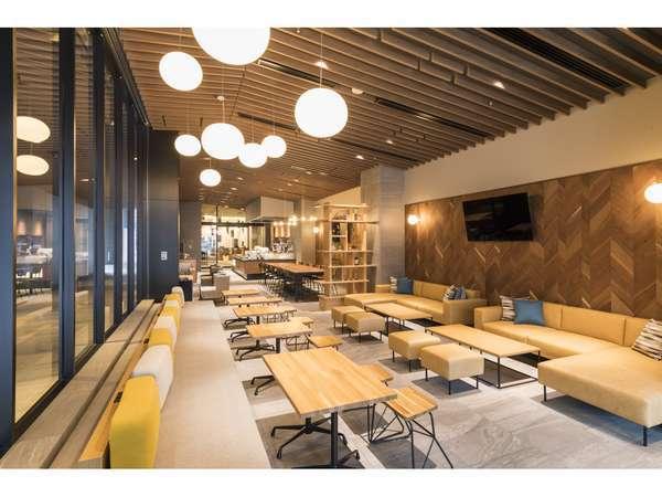 朝食会場 Breakfast venue01
