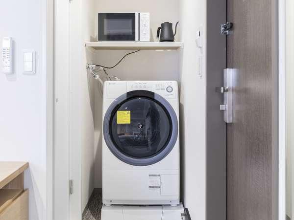 洗濯乾燥機&電子レンジ Washer Dryer&Microwave02