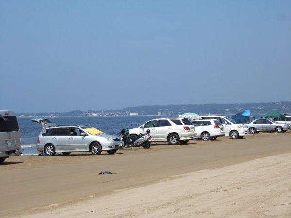 千里浜なぎさドライブウエー