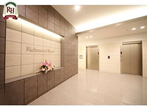 【1階エレベーター】フロント8階でお待ちしております♪