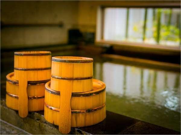 熱海直送の天然温泉「献上の湯」