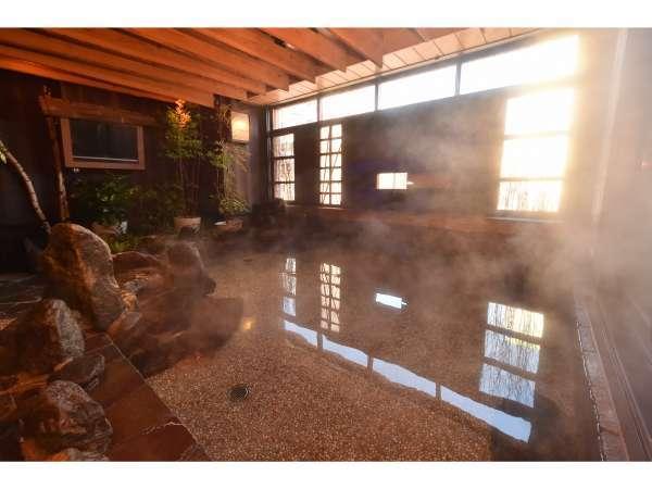 【植物性モール温泉】朝の9時まで夜通しご利用頂けます。