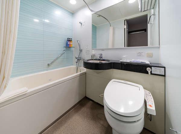 【スタンダードフロア】バスルーム