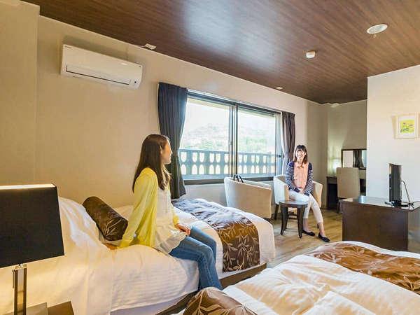 和室・洋室・和洋室とお客様のニーズに合わせて多様なお部屋タイプがございます。