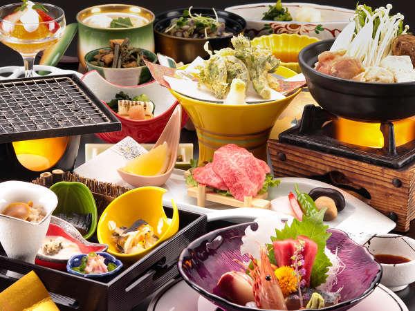グレードアッププラン夕食※イメージ