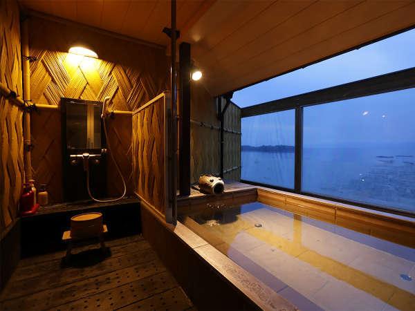 【温泉】貸切露天風呂「橘の湯」 ※無料でご利用できます