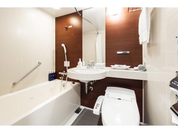 モデレートルームのバスルーム