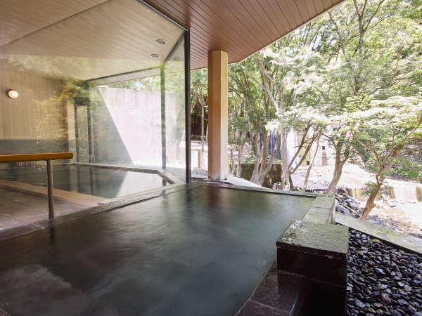 大浴場/露天風呂 渓流の湯
