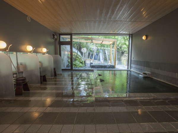 大浴場/内風呂/寝湯 静山の湯