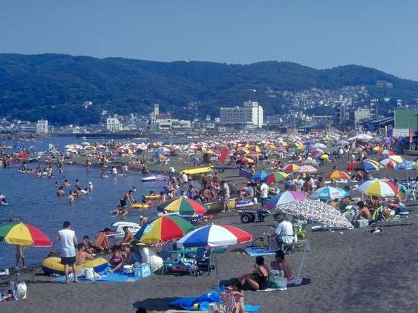 夏だ!海だ! オレンジビーチまで3分!お車は13時からお預かり!新鮮魚料理に温泉!