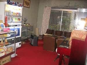 ロビーにあります、御飲み物用自販機です